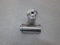 アームカバーサポートエンド70mm  (バーエンド固定型アームカバー用)