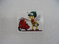 Sticker  (Wasp Scooter) 雀蜂