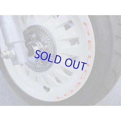 画像3: PEUGEOT DJANGO  Wheel Rim LogoSticker