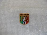 VESPA   Emblem Piaggio Px