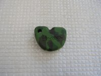 VESPA  Key Cap (GREEN/camouflage)