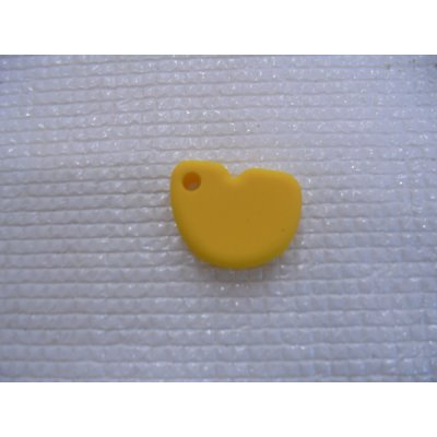 画像1: Key Coat  VESPA (Yellow)