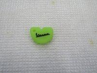 VESPA  Key Cap (Green/Bk)