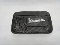 VESPA Glove Box BAG LOGO  ブラック